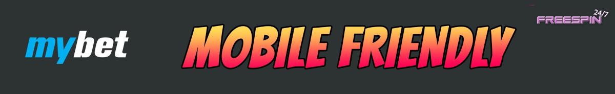 Mybet Casino-mobile-friendly