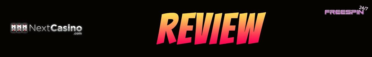 Next Casino-review