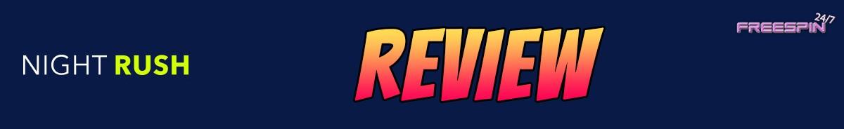 NightRush Casino-review