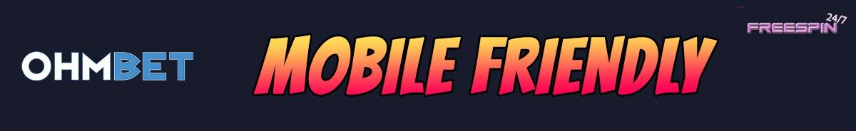 Ohmbet Casino-mobile-friendly