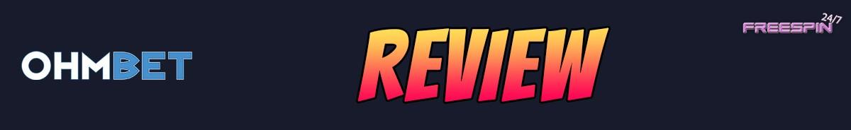 Ohmbet Casino-review
