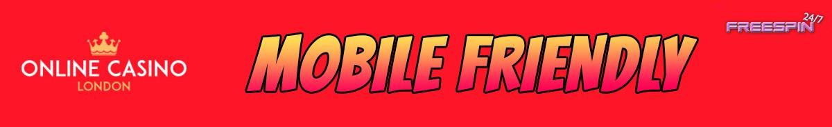 Online Casino London-mobile-friendly