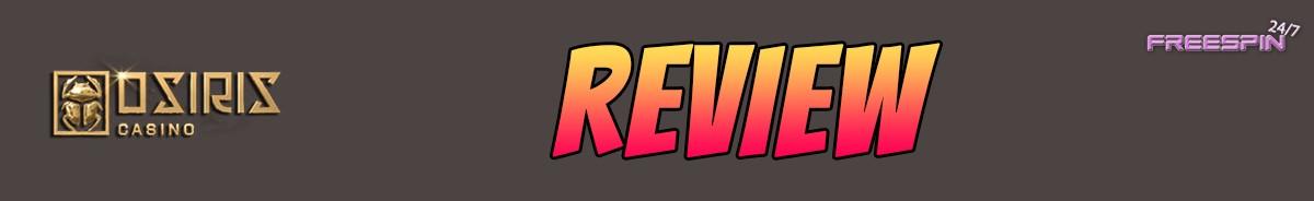 Osiris Casino-review