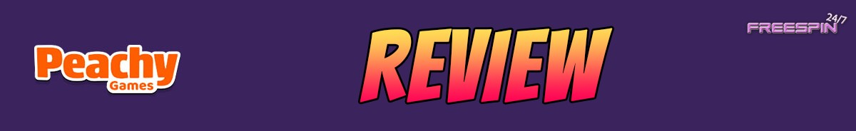 Peachy Games-review