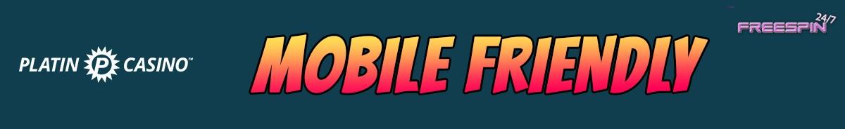 Platin Casino-mobile-friendly