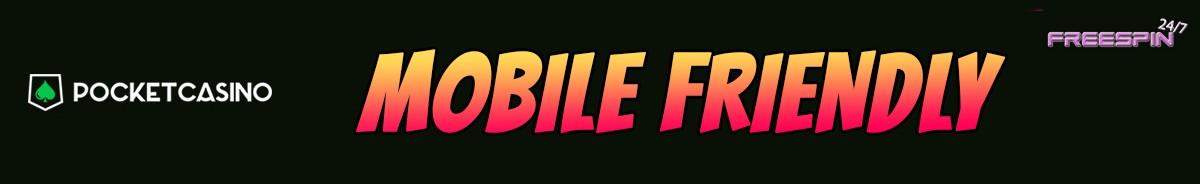 Pocket Casino EU-mobile-friendly