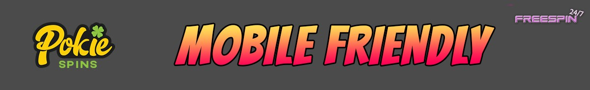 Pokie Spins-mobile-friendly