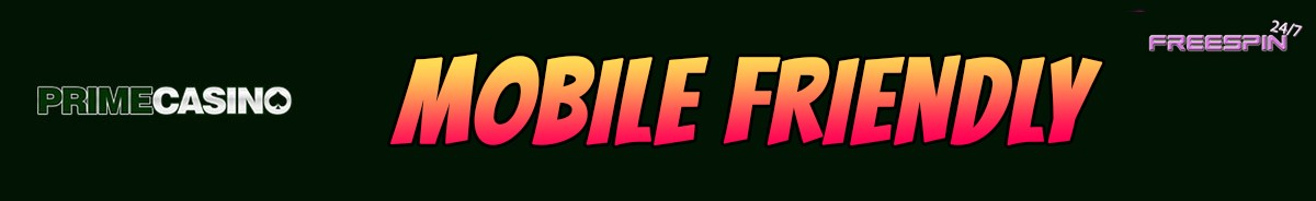 Prime Casino-mobile-friendly