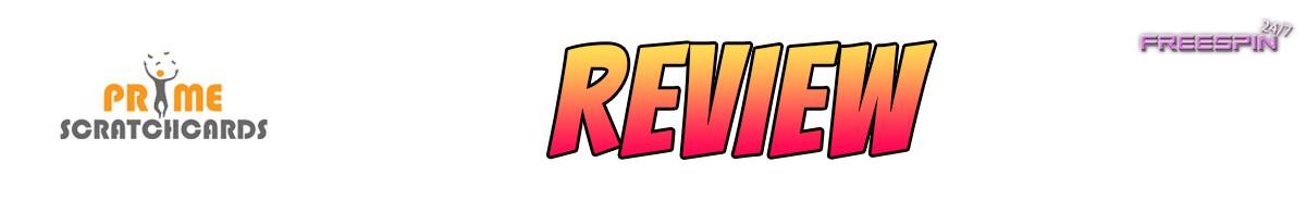 Prime Scratch Cards Casino-review