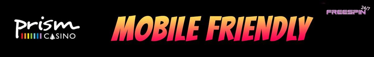 Prism Casino-mobile-friendly