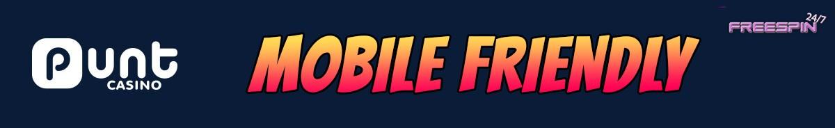 Punt Casino-mobile-friendly