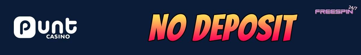 Punt Casino-no-deposit