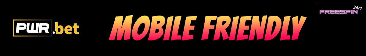 PWR Bet Casino-mobile-friendly
