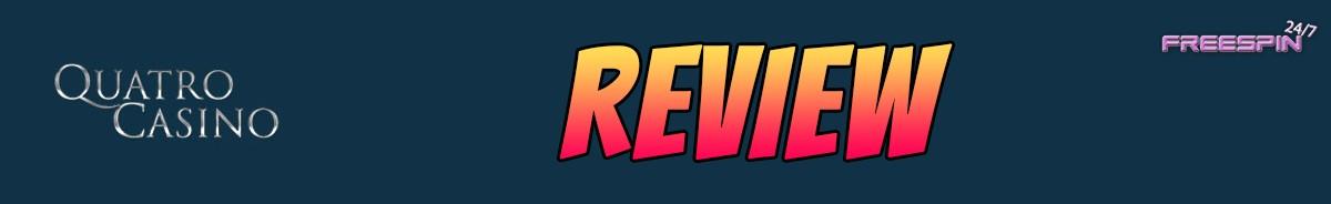 Quatro Casino-review