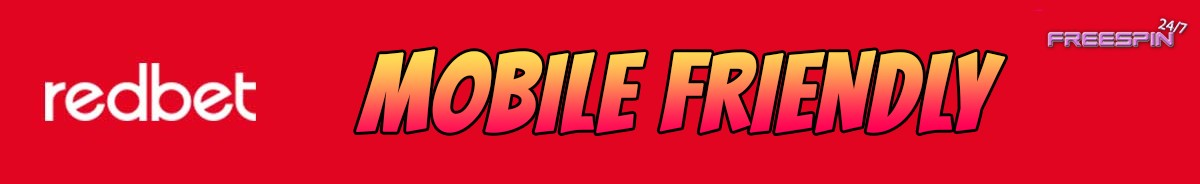Redbet Casino-mobile-friendly