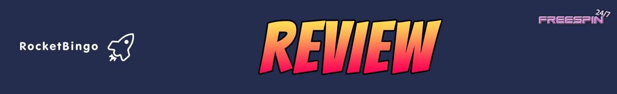 Rocket Bingo-review