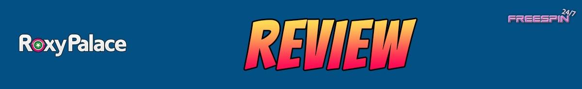 Roxy Palace Casino-review