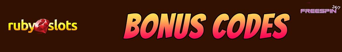 Ruby Slots Casino-bonus-codes