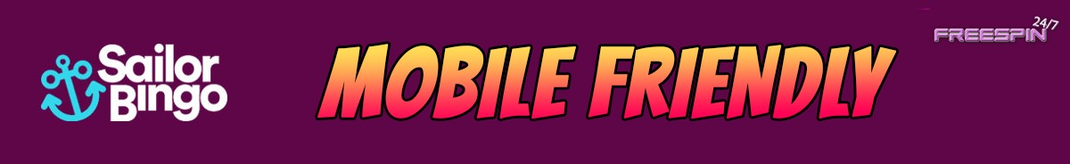 Sailor Bingo Casino-mobile-friendly