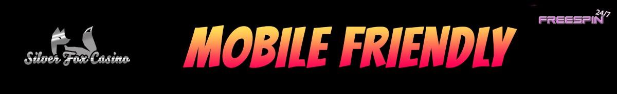 Silver Fox Casino-mobile-friendly