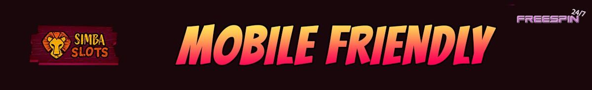 Simba Slots-mobile-friendly