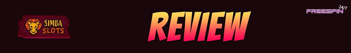 Simba Slots-review