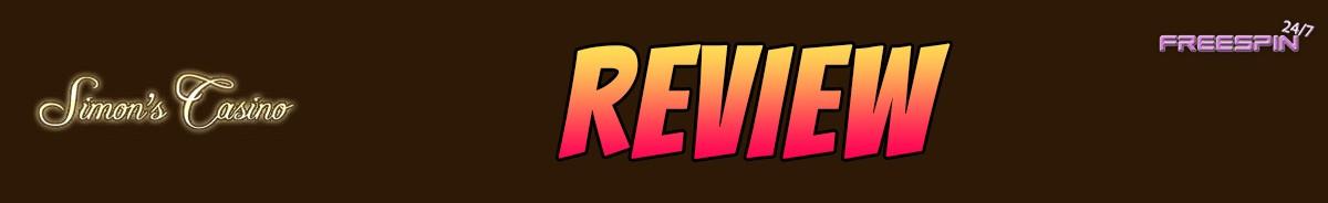 Simons Casino-review