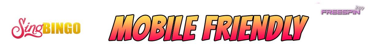 Sing Bingo-mobile-friendly