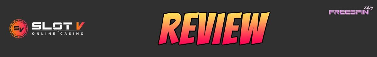 SlotV Casino-review