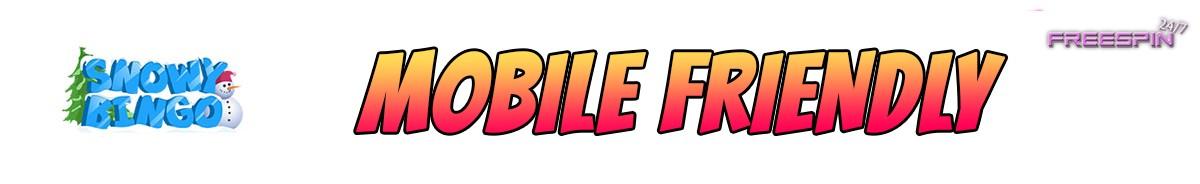 Snowy Bingo Casino-mobile-friendly