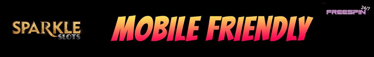 Sparkle Slots Casino-mobile-friendly