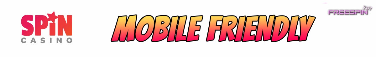 Spin Casino-mobile-friendly
