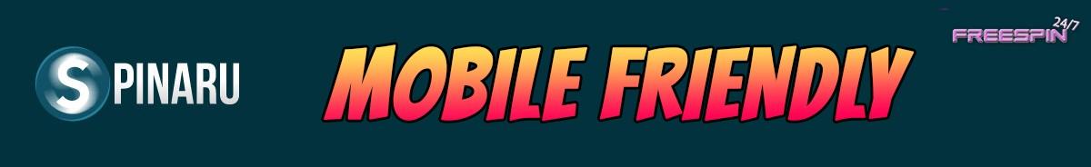 Spinaru Casino-mobile-friendly