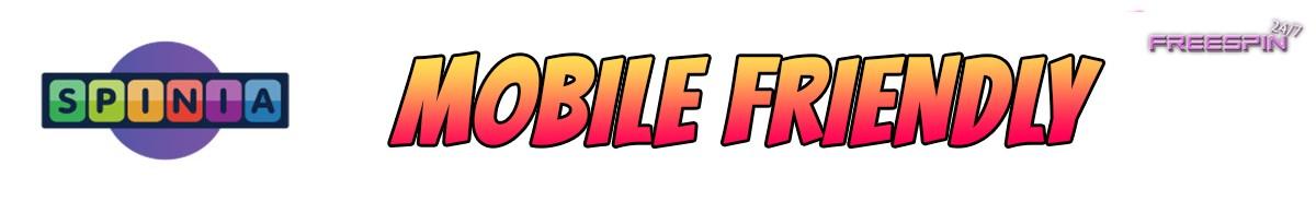 Spinia Casino-mobile-friendly