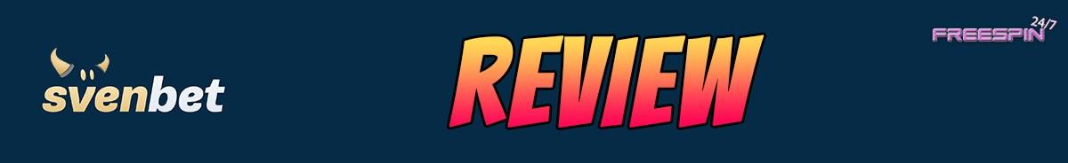 Svenbet Casino-review