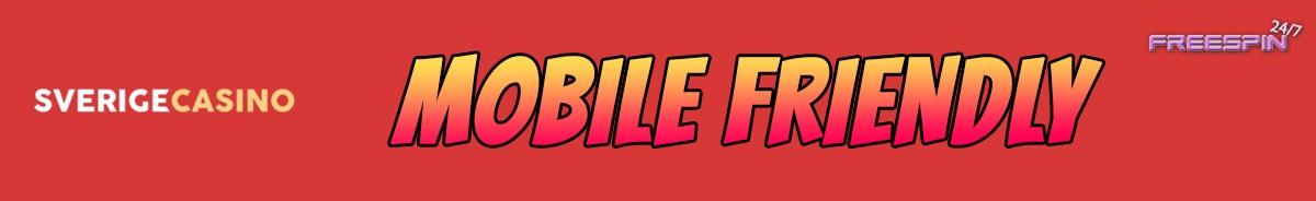 Sverige Casino-mobile-friendly