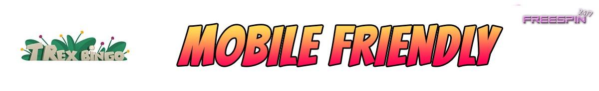 T-Rex Bingo Casino-mobile-friendly