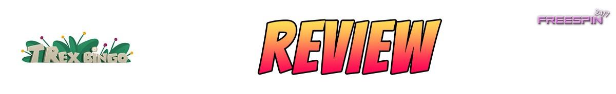 T-Rex Bingo Casino-review