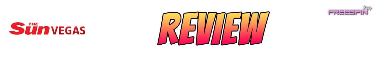 The Sun Vegas-review
