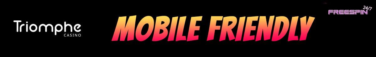 Triomphe Casino-mobile-friendly