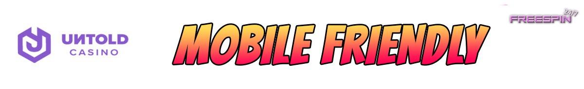 Untold Casino-mobile-friendly