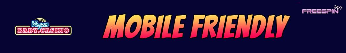 Vegas Baby Casino-mobile-friendly