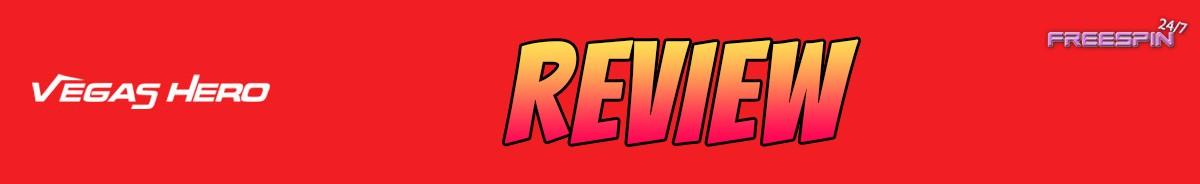 Vegas Hero Casino-review