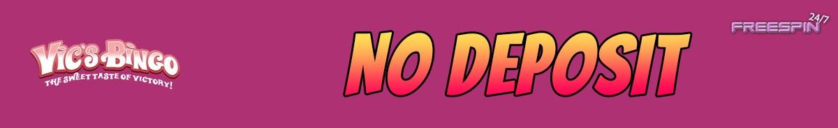 Vics Bingo Casino-no-deposit