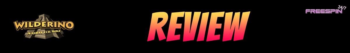 Wilderino-review