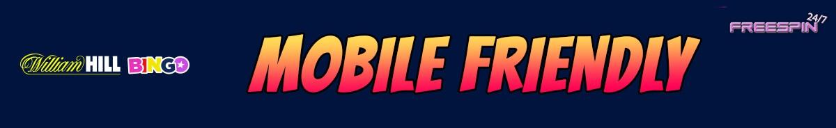 William Hill Bingo-mobile-friendly