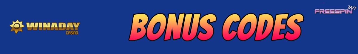 Winaday Casino-bonus-codes