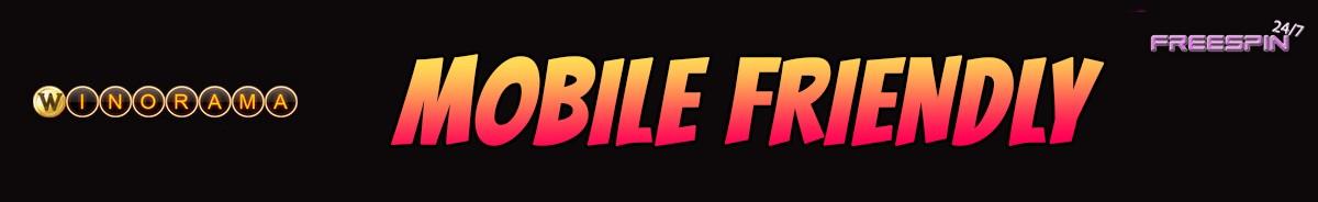 Winorama Casino-mobile-friendly