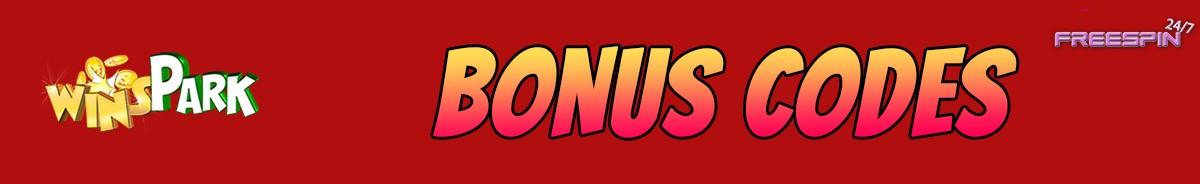 Wins Park Casino-bonus-codes