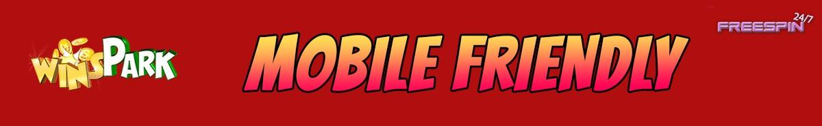 Wins Park Casino-mobile-friendly